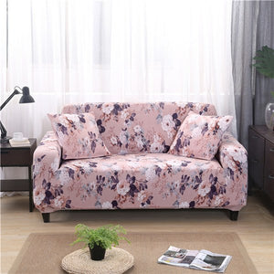 Sensational Printing Sectional Sofa Cover Spandex Elastic Stretch Pdpeps Interior Chair Design Pdpepsorg