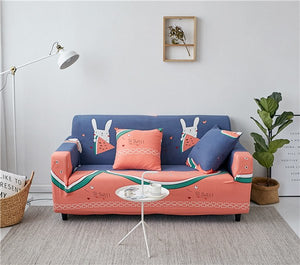 Super Printing Sectional Sofa Cover Spandex Elastic Stretch Pdpeps Interior Chair Design Pdpepsorg