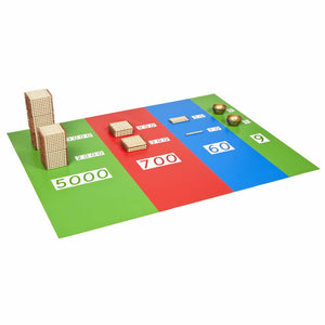 Place Value Working Mat 013250