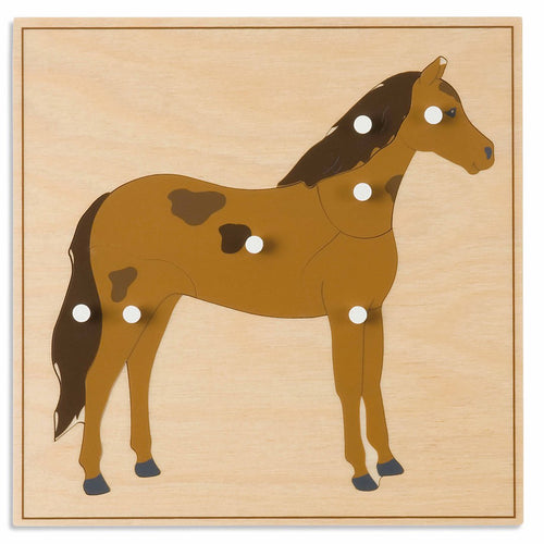 Animal Puzzle: Horse 0199A0