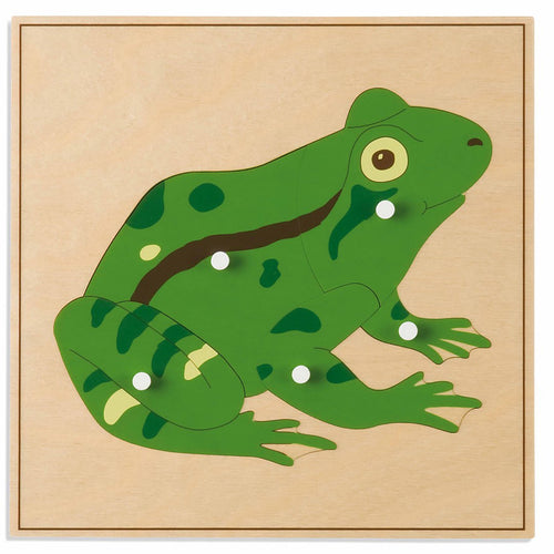 Animal Puzzle: Frog 0199B0