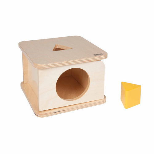 Imbucare Box With Triangular Prism 042400