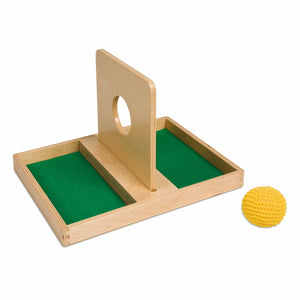 Imbucare Board With Knit Ball 043000