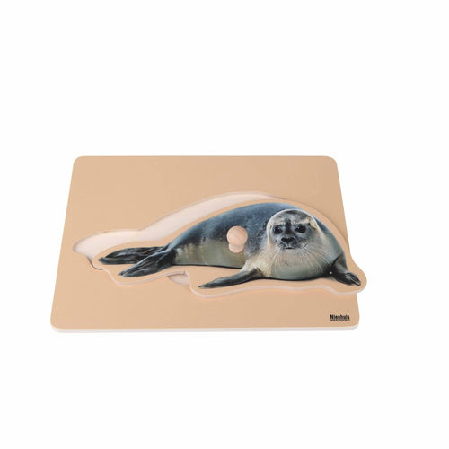 Toddler Puzzle: Seal 044300