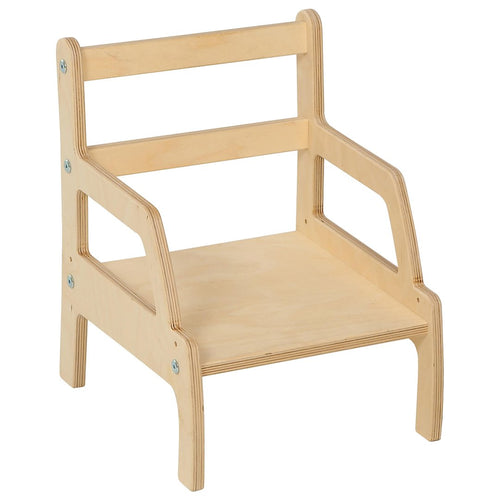 Weaning Chair: Adjustable height 13 - 16 cm 101010