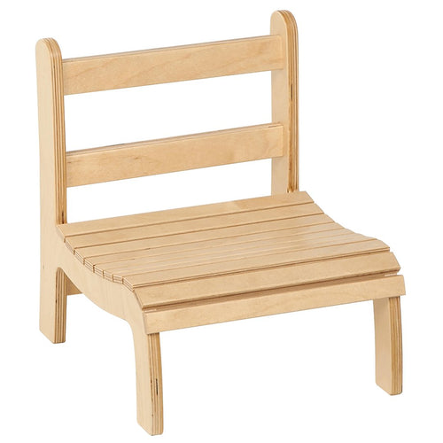 Slatted Chair: Low (13 cm) 101020