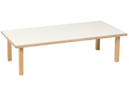 Toddler Group Table: Large Rectangle (118 x 59 x 31 cm) 102200