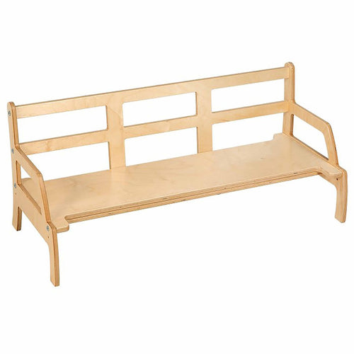 Toddler Bench: Adjustable Height (95 x 22.25 x 13 to 16 cm) 105000