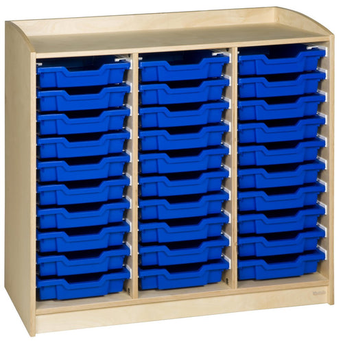 Cabinet: 30 Trays (101 cm) 185000