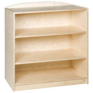 End Cabinet: 3 Straight Shelves (101 cm) 186300