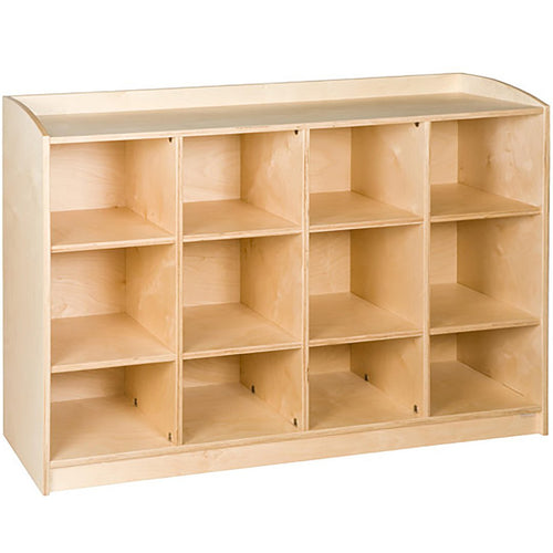 Material Cabinet: 12 Compartments (101 cm) 186400