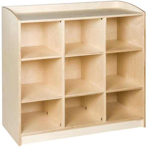 Material Cabinet: 9 Compartments (101 cm) 187000
