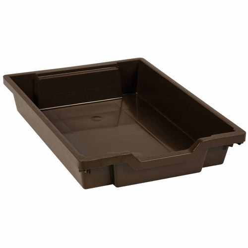 Gratnells Tray: Brown (7 cm) 189003