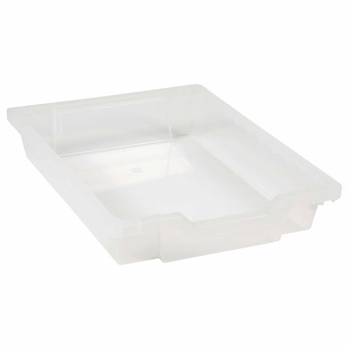 Gratnells Tray: Transparent (7 cm) 189005