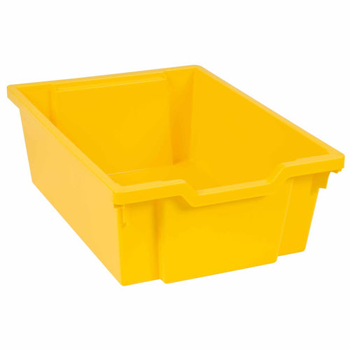 Gratnells Tray: Yellow (15 cm) 189501