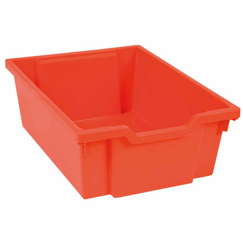 Gratnells Tray: Red (15 cm) 189502