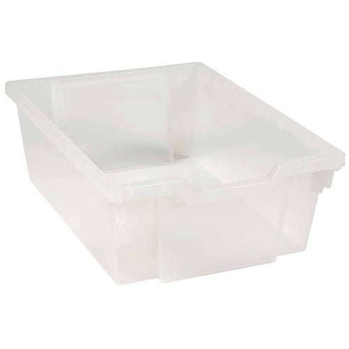 Gratnells Tray: Transparent (15 cm) 189506