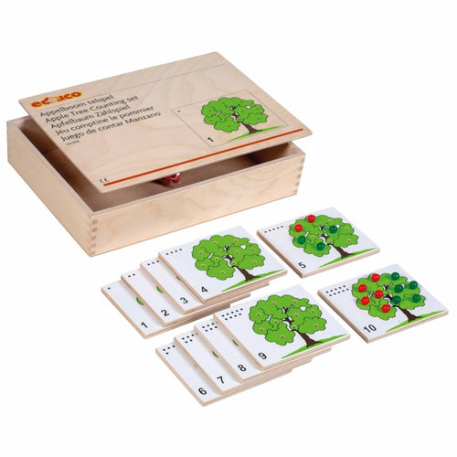 Apple tree counting game 342900