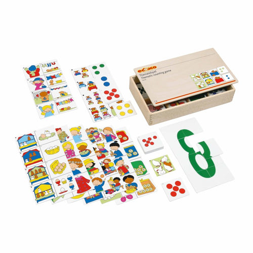 Thematic counting game E522401