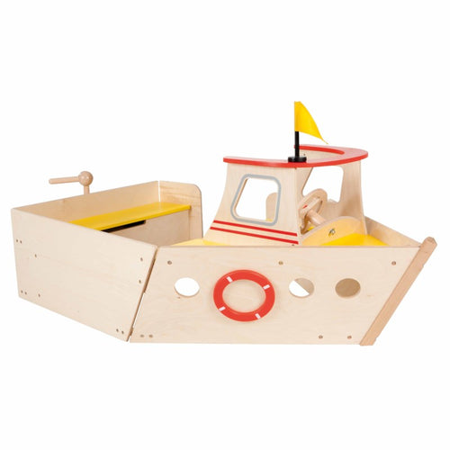 Play boat large E523182