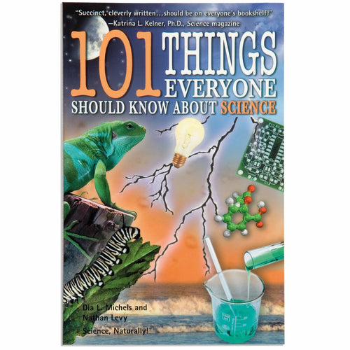 101 Things Everyone Should Know About Science 536900
