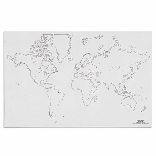 World: Outline (50) 550800