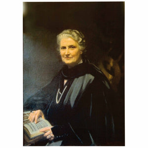 Color Photo - Maria Montessori: A4 (8.3 x 11.7 in) 924200
