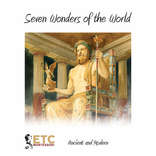 Seven Wonders of the World Set ELC5070