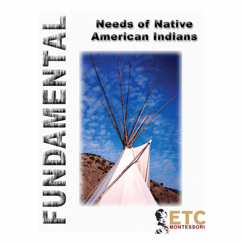 Fundamental Needs Nat. American Indians ELC5082