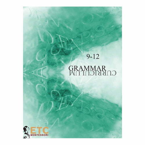 Grammar Curriculum Level 9-12 ELC6050