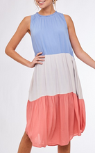 HInley Color Block Midi