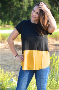 Bailey Colorblock Shirt