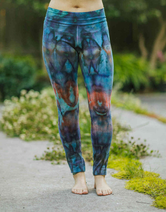 Stretch Hemp Leggings (Small)