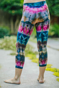 Stretch Hemp Leggings (Extra Small) - Cropped