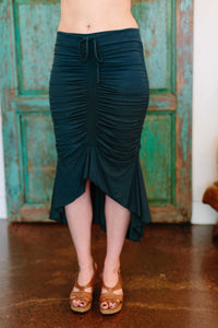 High-low Hati Skirt