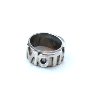 metals :: MOTHER ring