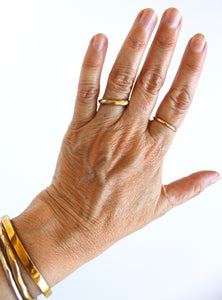metals :: wabi sabi rings - thin