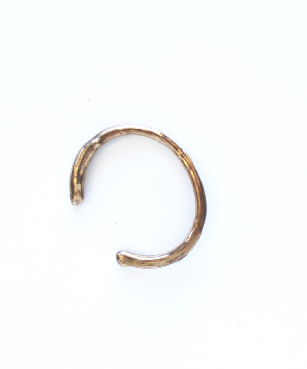 metals :: bronze bracelet - thick