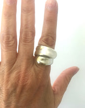 wrap ring - sterling silver