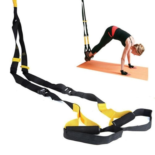 Suspension Training Ropes