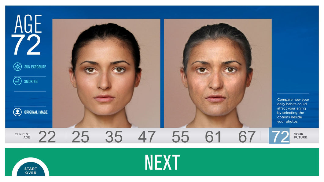 APRIL® Face Aging Software v.3.0 Kiosk Edition Renewal