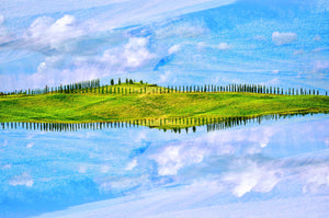 TUSCANY Landscapes Wall Pictures