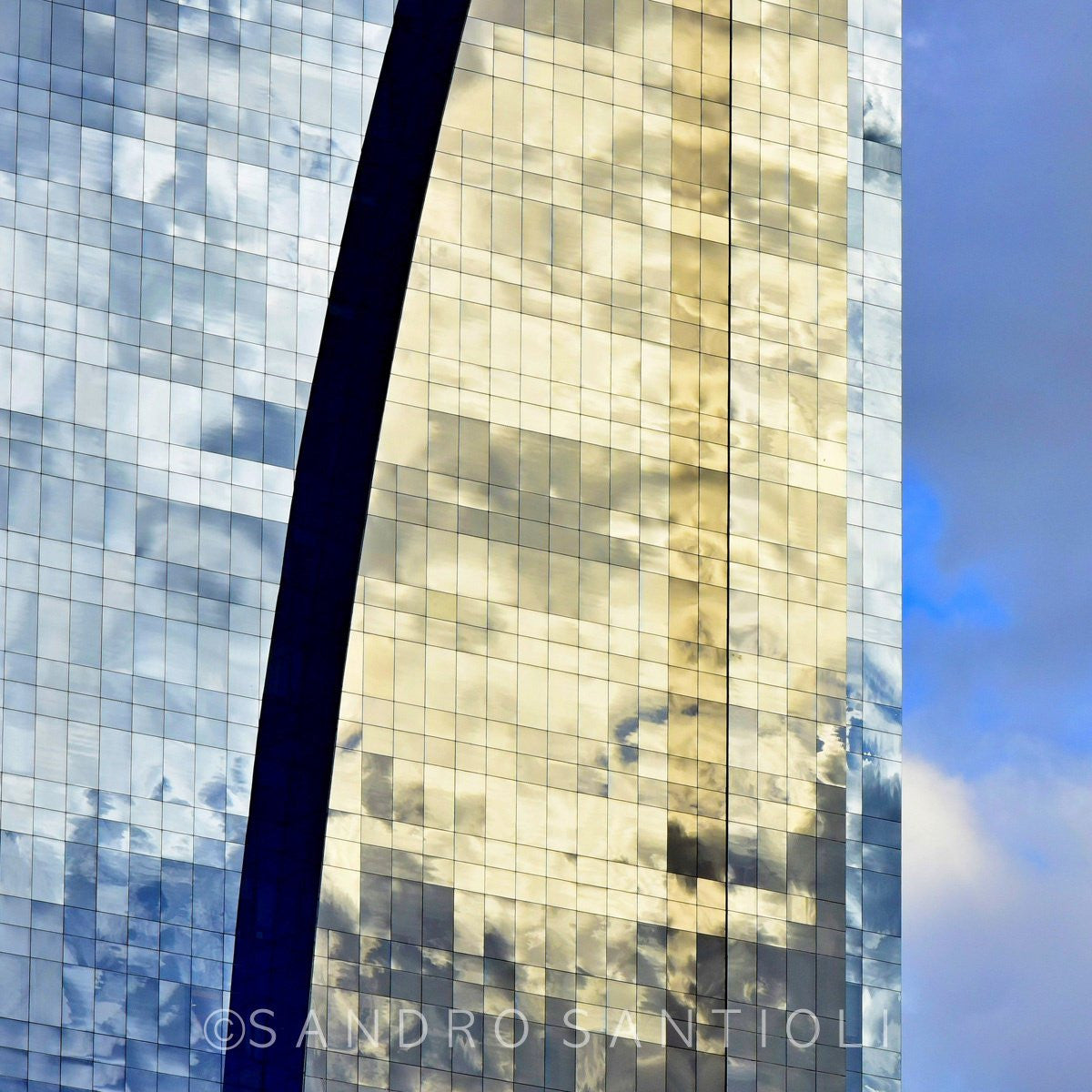 CITYSCAPES Vertical Wall Pictures