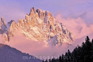 DOLOMITES Wall Pictures