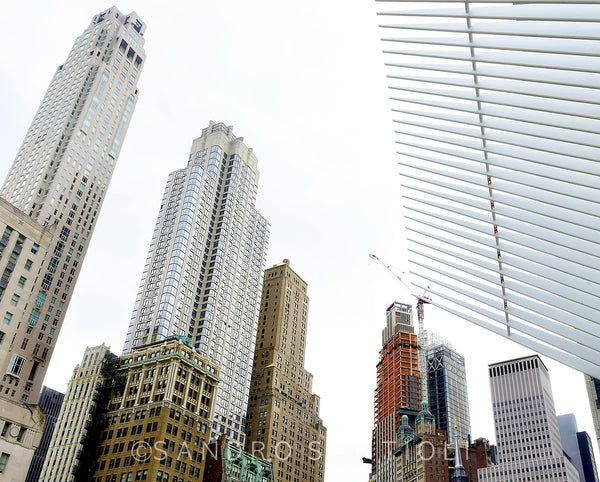 Wall Pictures - NEW YORK CITY 1- NYC6878