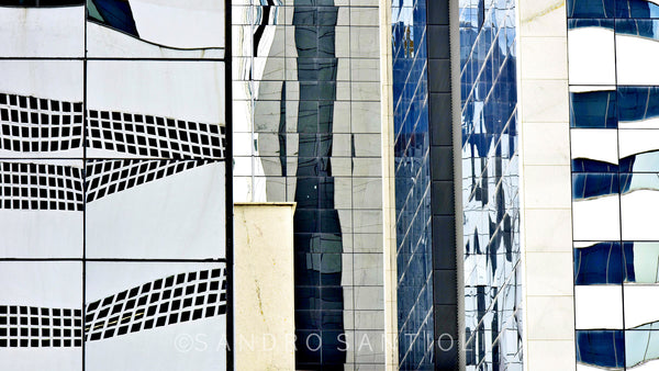 Wall Pictures - CITYSCAPES Pano & Squared - BRA5879