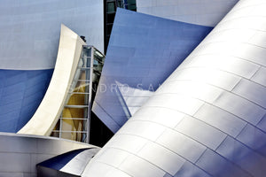 Wall Pictures - CITYSCAPES- LOS ANGELES & SAN DIEGO - CAL1494