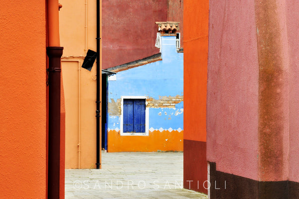 Wall Pictures - BURANO - VEN4937
