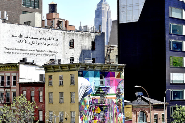Wall Pictures - NEW YORK CITY 1- NYC6933