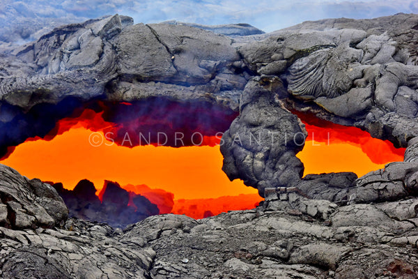 Wall Pictures - VOLCANOES - HAW3544
